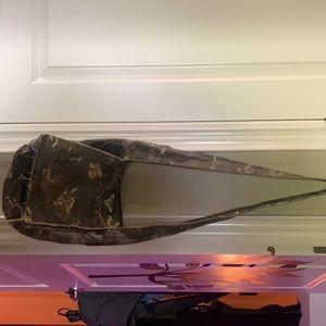 Roxy camo crossbody purse